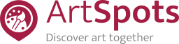 ArtSpots - StreetArt, Museums & Galleries Logo